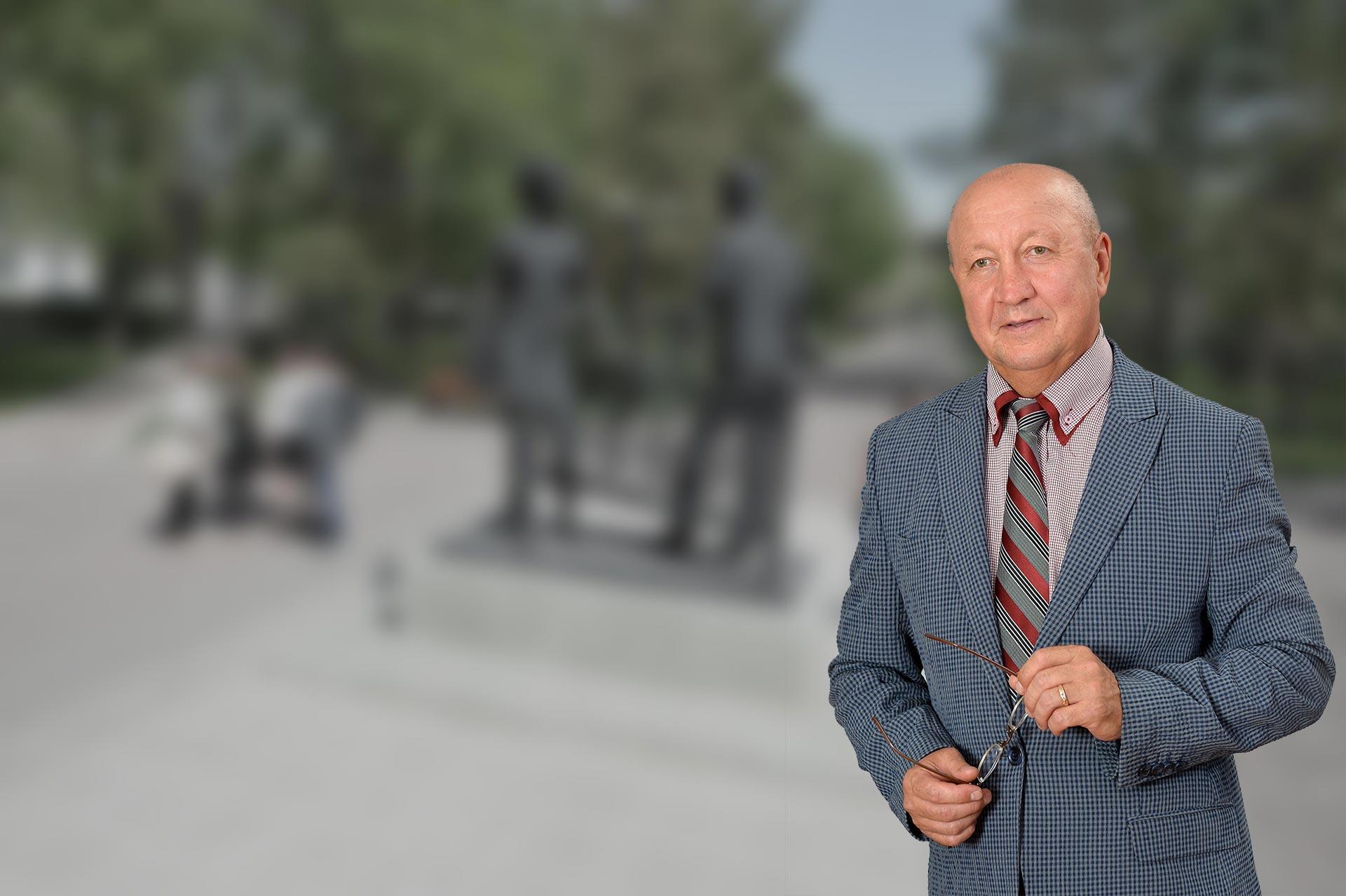 Колокольцев Валерий Михайлович